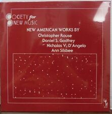 Society for New Music New American Works Christopher Rouse SR327   010117LLE #2