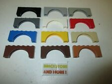 Lego - Brique Brick Pont Arch 1x6x2 Mix 12939 15254 3307- Choose Color Quantity