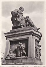 # LECCO: MONUMENTO A MANZONI