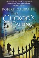 The Cuckoo's Calling (Cormoran Strike) By Robert Galbraith,J.K.Rowling