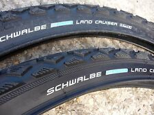 "TYRES Schwalbe Land Cruiser Pair 26"" MTB Cycle Bike 26x1.75"" Mountain bike MTB"
