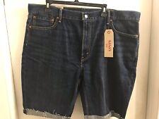 Levi's 511 Slim 42 Denim Shorts Blue NWT