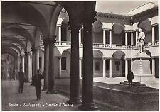 PAVIA - UNIVERSITA' - CORTILE D'ONORE 1959
