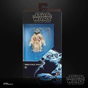 Star Wars Black Series The Last Jedi Yoda Force Spirit 6-Inch Action Figure NEW