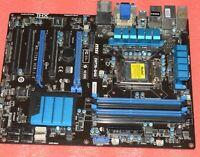 MSI ZH77A-G43 Motherboard DVI VGA HDMI LGA1155 DDR3 Chipset Intel H77