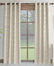 MILLER Curtains Estate 52 x 95 Insulating Grey Ivory