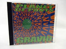 CD - PLANET OF PANTS Gravid, Flux XXX, 1999 14 tracks, #5, Athens, OHIO