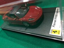 Looksmart 1/43 Ferrari F430 hard top Red Spider-no Bbr, Mr, Redline.
