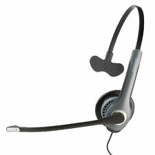 Jabra GN2000 IP Monaural NC Headset +GN1200 Smart Cord Cable