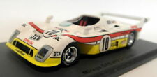 Voitures de courses miniatures blancs Spark MAN