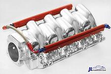 Chevy Qualifier LS2  Polished Aluminum 96MM Intake w/ Fuel Rails GM