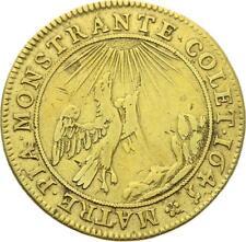 O3332 Jeton Anne Autriche 1645 grand palmier Aigle ->Faire offre