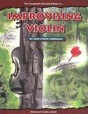 Improvising Violin, Lieberman, Julie Lyonn, Good Books
