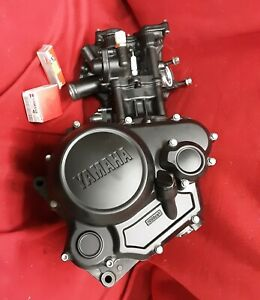 New 👀YAMAHA WR125x BLACK Full rebuild ENGINE !! Deal with Part X Only