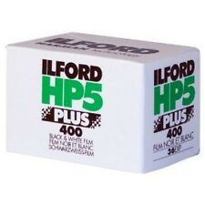 2 Rolls Ilford HP5-135 36 Plus 400 B&W ISO 400 36 Exp Black & White Film, FRESH