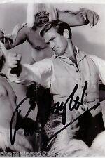 Rod Taylor  ++Autogramm++ +Die Zeitmaschine+ 2