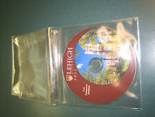 100 PKS 10-CD/DVD Heavy Guage High Quality PVC Vinyl Sleeves, Hold 1000 discs