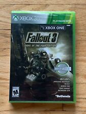 Fallout 3 Game of the Year Edition - Microsoft Xbox 360 - NEW & SEALED