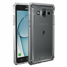 Samsung Galaxy On5 POETIC Affinity Dual material  Protective Case (2016)  Clear