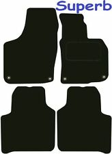 Skoda Superb DELUXE QUALITY Tailored mats 2008 2009 2010 2011 2012 2013 2014 201