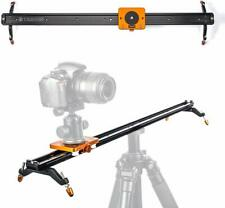 """80cm 31""""Track Slider Stabilizer Stabilization System for DSLR Video Camera Hot"""