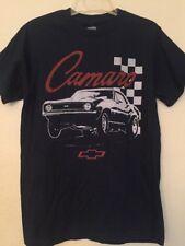 New Chevrolet Camaro Car / Logo / Navy Blue T-shirt, XL