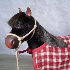 American Girl Doll FELICITY FOAL HORSE PATRIOT Pet Pony Blanket Rope Halter Lead