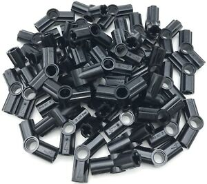 Lego 10x Technic Rotation Joint Pin Connector Black 47455 Lot