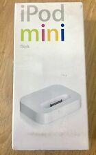 Apple iPod Mini Dock Official Sealed Boxed Brand New M9467G/A