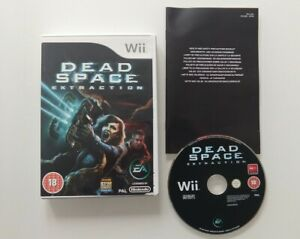 DEAD SPACE EXTRACTION - WII GAME - FREE POST