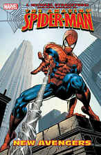 Amazing Spider-Man Vol 10: New Avengers (2006, Marvel) Brand New Trade Paperback