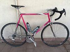 F. Moser Professional complete road bike Campagnolo 8s Columbus NEW SLX size XXL