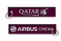 Qatar Airways-Airbus Crew keychain