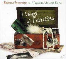 Roberta Invernizzi, Viaggi Di Faustina - Viaggi Di Faustina [New CD]