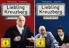 MANFRED Cántaro LIEBLING Kreuzberg 1997-1998 18 EPISODIOS TEMPORADA 5 6 DVD