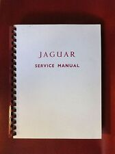 Service Manual - Jaguar, XKE Series III - V-12
