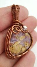 Agate Gemstone Copper Costume Necklaces & Pendants