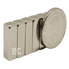 10pcs 10mm x 4mm x 4mm Strong DIY Fridge Whiteboard  Cuboid Neodymium Magnets