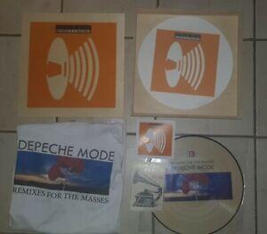 LTD LP Vinyl BOX Depeche Mode - Remixes for the Masses Joy Divison The Cure