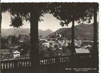 160688 COMO PELLIO INTELVI - PELLIO SUPERIORE Cartolina FOTOGRAF. viaggiata 1951
