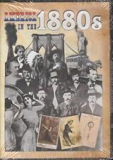NEW America in the 1880's DVD Homeschool 19th Century American History Video