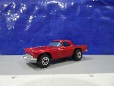 1981 Hot Wheels '57 T-Bird Hong Kong RARE Red Metal Flake Paint mint!!
