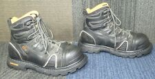 "Mens Thorogood Gen-Flex Series 6"" Composite Safety Cap Toe Work Boots 8 M"