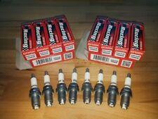 8x Jaguar XK-8 4.0i y1998-2005 = High Performance Silver Electrode Spark Plugs