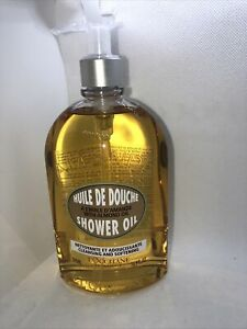 L'occitane Almond Shower Oil 500ml Pump Bottle