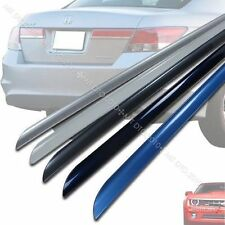 PAINTED For HONDA ACCORD 98-02 4DR SEDAN REAR TRUNK LIP SPOILER §