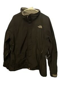 The North Face Hyvent Jacket Coat Women's XL Black