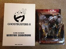 Matty Collector Ghostbusters Slime Blower Winston Zeddemore Action Figure