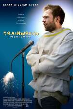 TRAINWRECK: MY LIFE AS AN IDOIT Movie POSTER 27x40 Jonathan Ames Seann William
