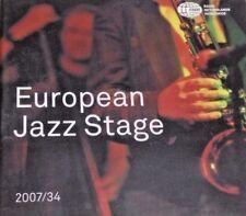 RADIO SHOW:EUROPEAN JAZZ STAGE 07/34 JOE LOVANO,BILL MAYS,MARVIN STAMM,EMPIRICAL